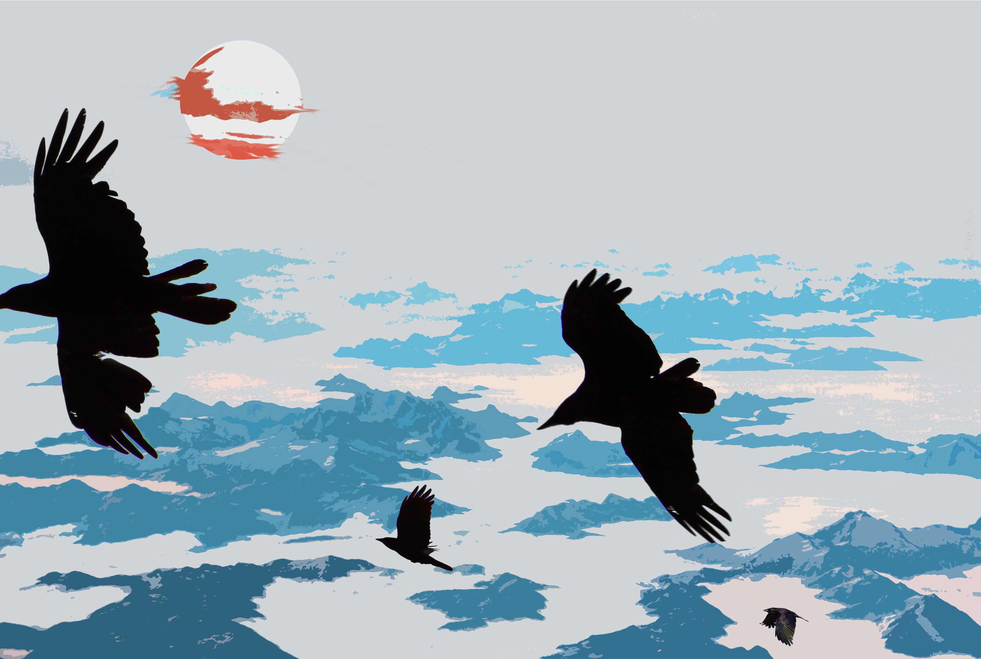 Raven's ride II